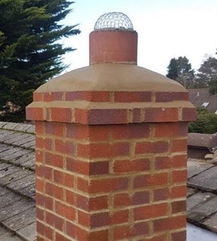 AKT Roofing Chimney