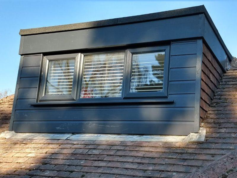 AKT Roofing Cladded Dormer