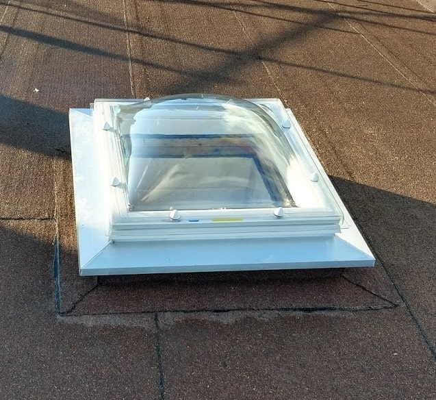 AKT Roofing Dome rooflight