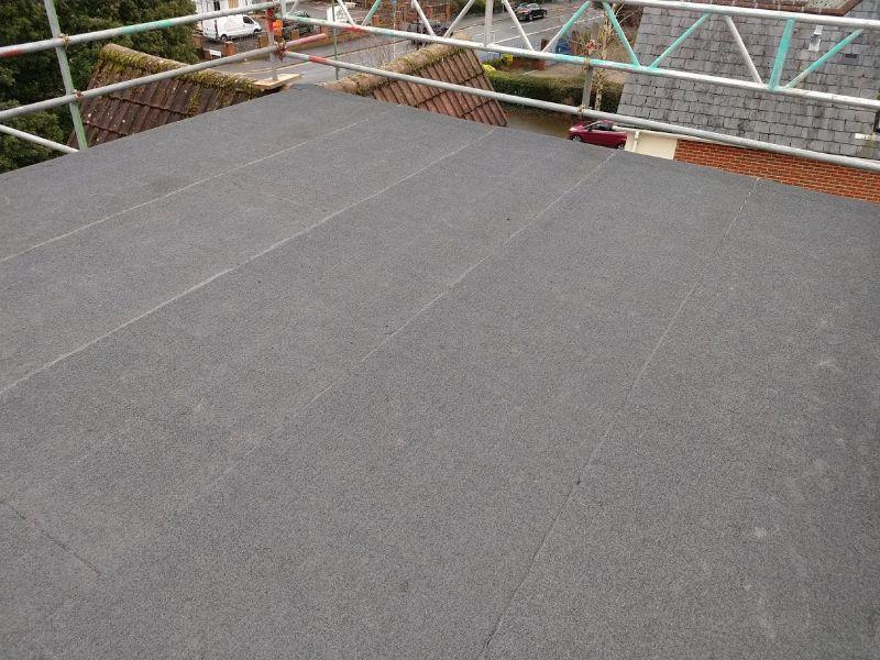 AKT Roofing Felt roof system
