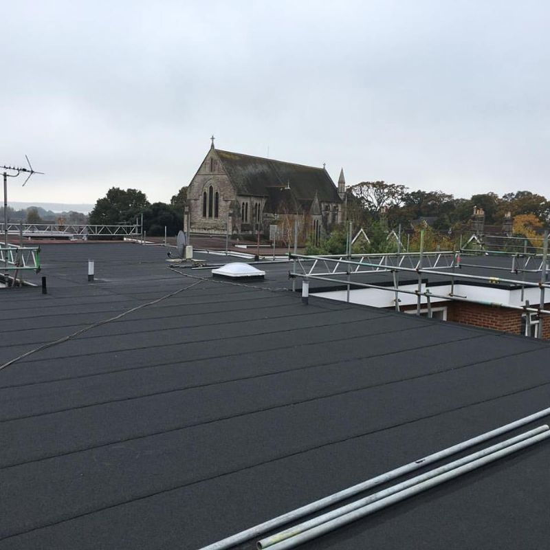 AKT Roofing Flat Roof