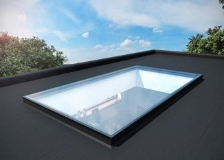 Flat Velux Rooflight
