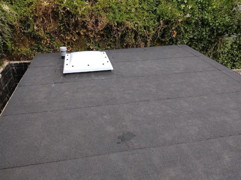 AKT Roofing Flat roof-rooflight 01