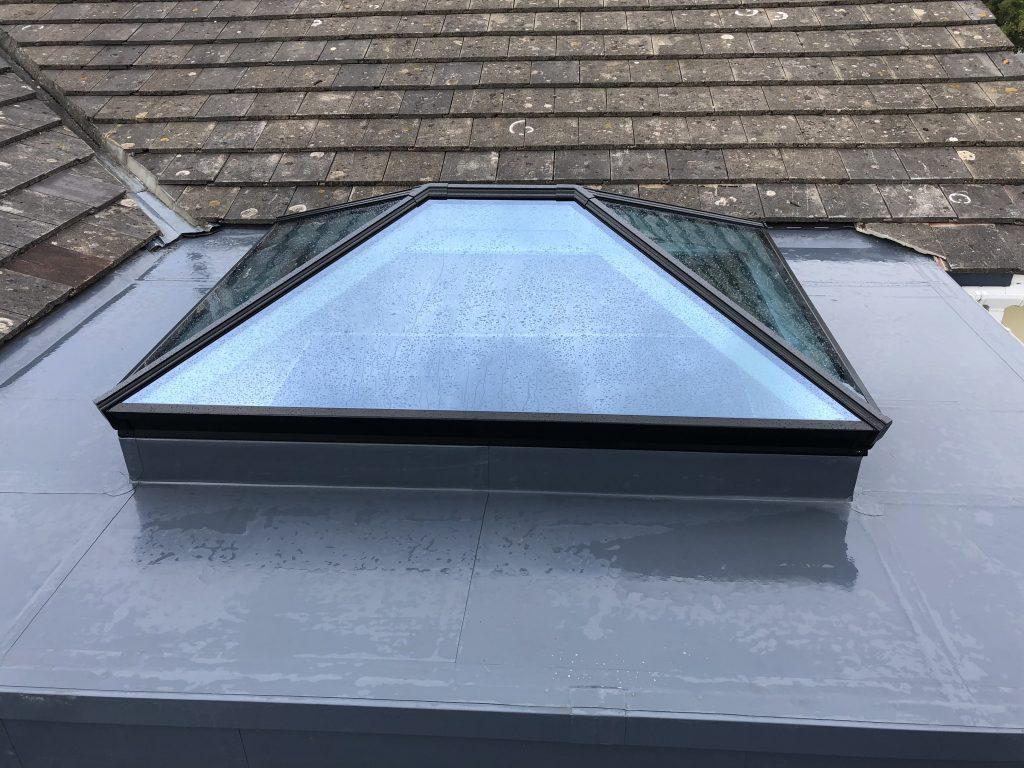 AKT Roofing Lantern