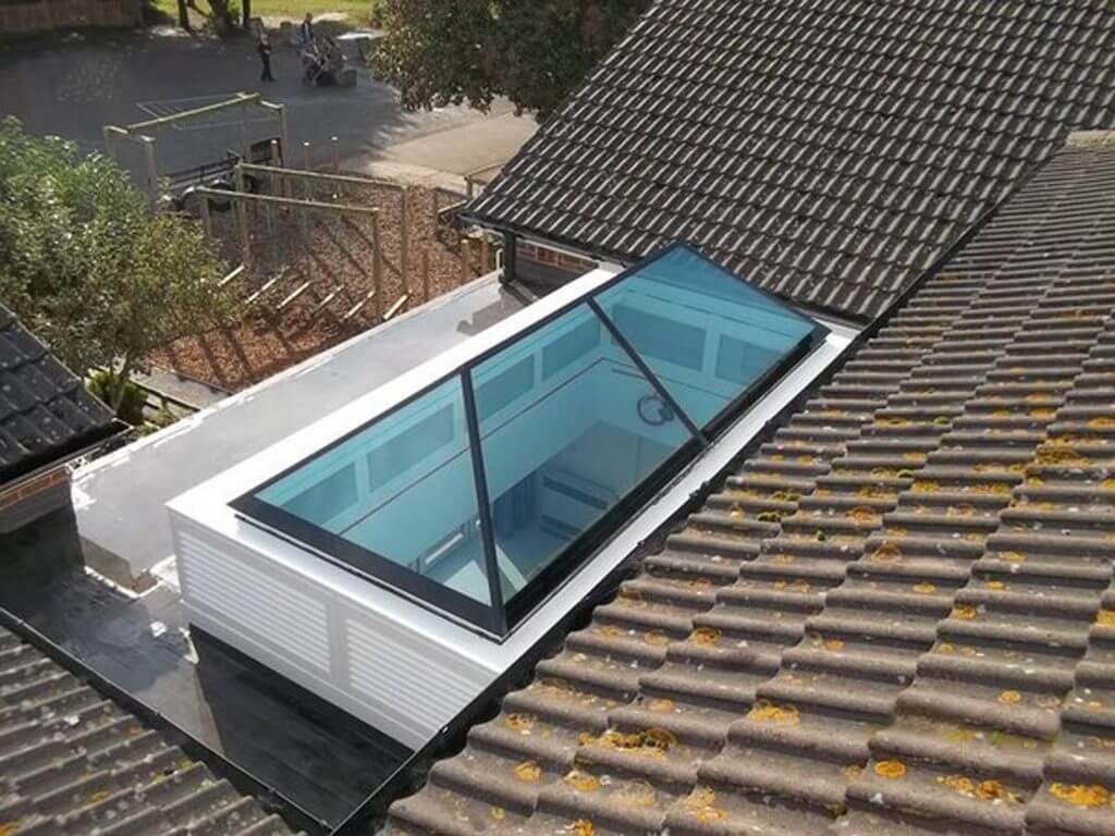 AKT Roofing Large Lantern1