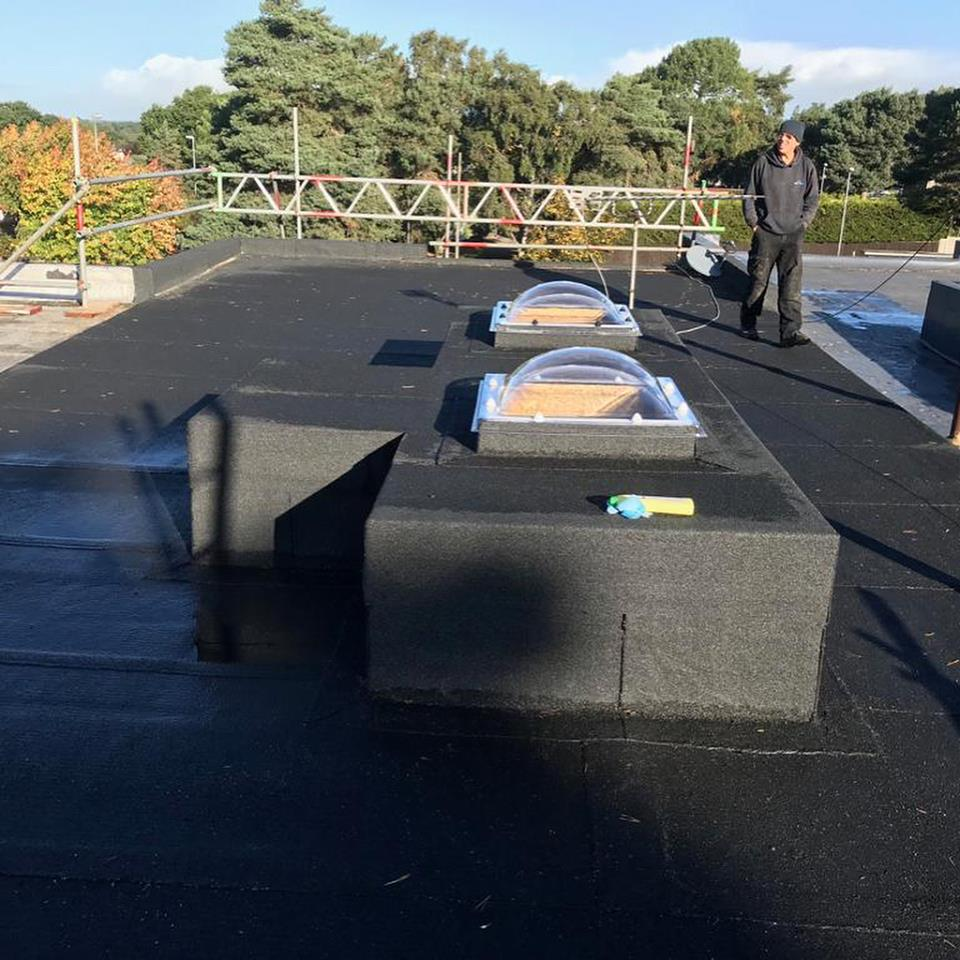 AKT Roofing Rooflights & flat roof