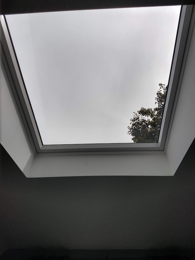 AKT Roofing Velux Window - Internal view
